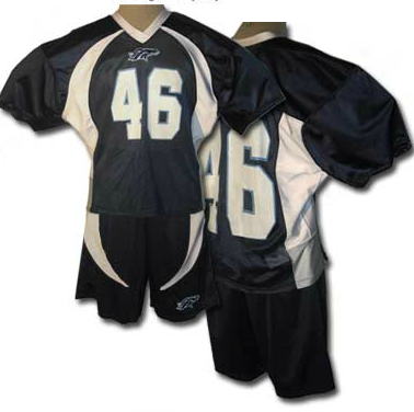 Mustang Lacrosse Game Jersey