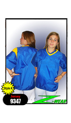 Womens Hitting Pre-Game Pullover Sleeve Cut