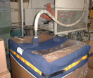 Houston Industrial Upholstery - Gaylord Equipment Cover