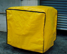 Houston Industrial Upholstery - COVERS YELLOW
