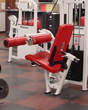 Houston Industrial Upholstery - Weight Room
