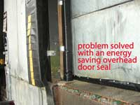 Houston Overhead Door Seal Replacement Complete